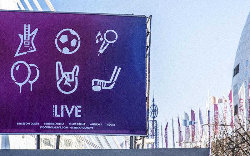 Stockholm Live pictogram